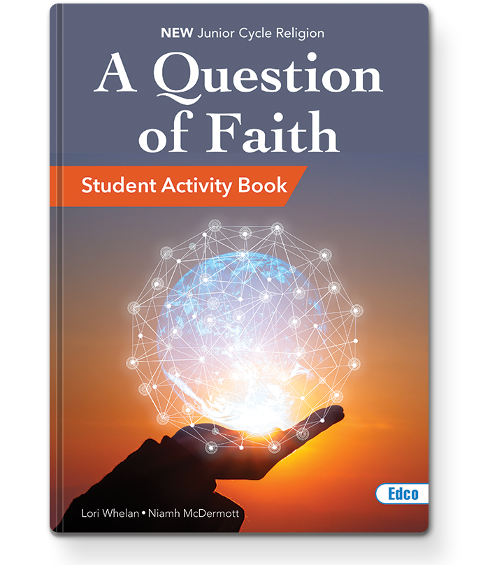 A Question of Faith New Junior Cycle Religion